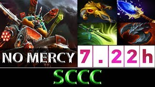 Sccc [Gyrocopter] No Mercy God Carry CN Ranked ► Dota 2 7.22h