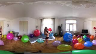 ClubSteffi 360 VR Balloon Party
