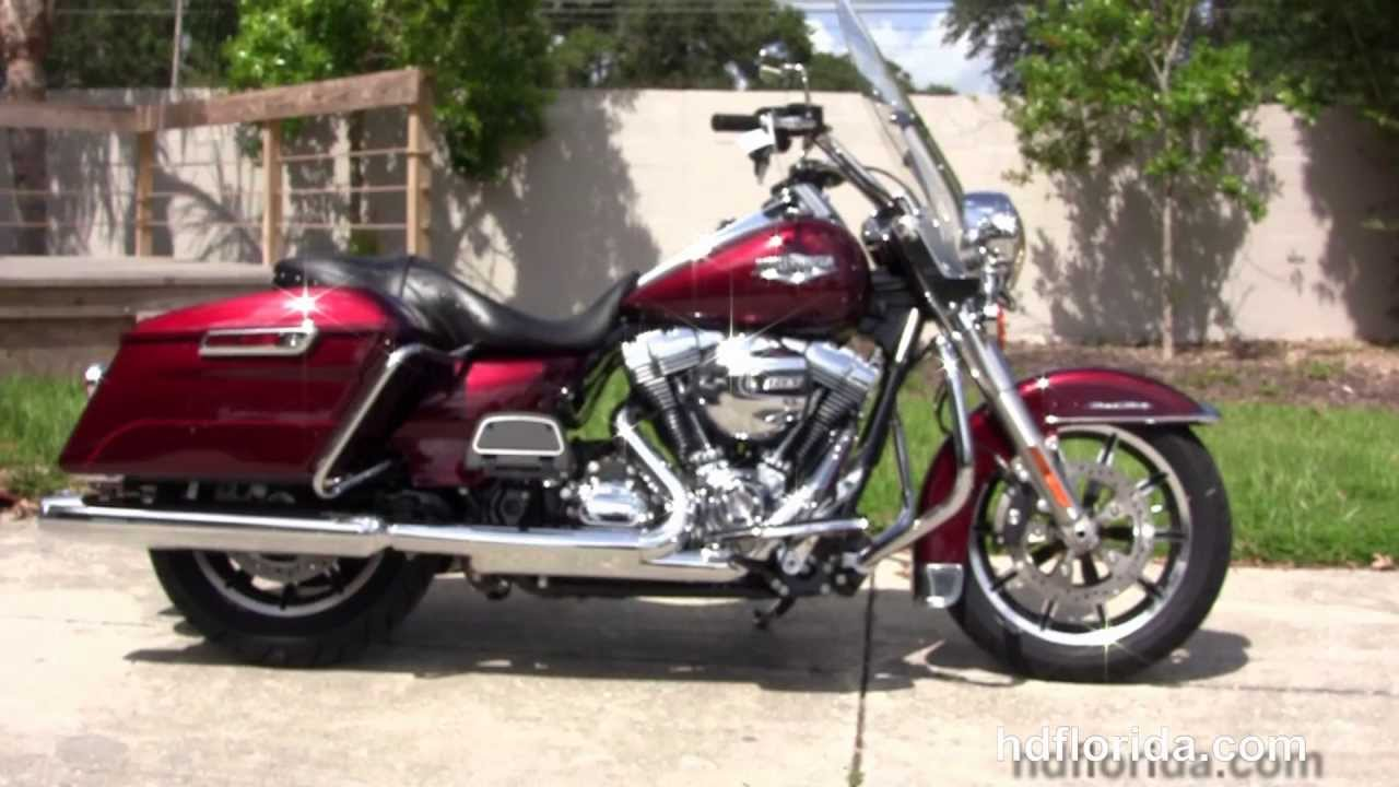 2014 Harley Davidson Motorcycles FLHR Road King for sale New colors ...