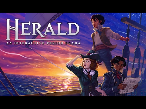 Herald: Launch Trailer - OUT NOW!