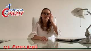 Милина Дорић службена тајна 2 потпис без правне снаге