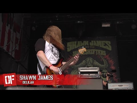 "Open Flair Festival 2017 – Shawn James & The Shapeshifters (""Delilah"")"