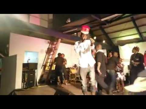 Set On - Moving Forward (2015 live after crowning Antigua Independence Calypso King)
