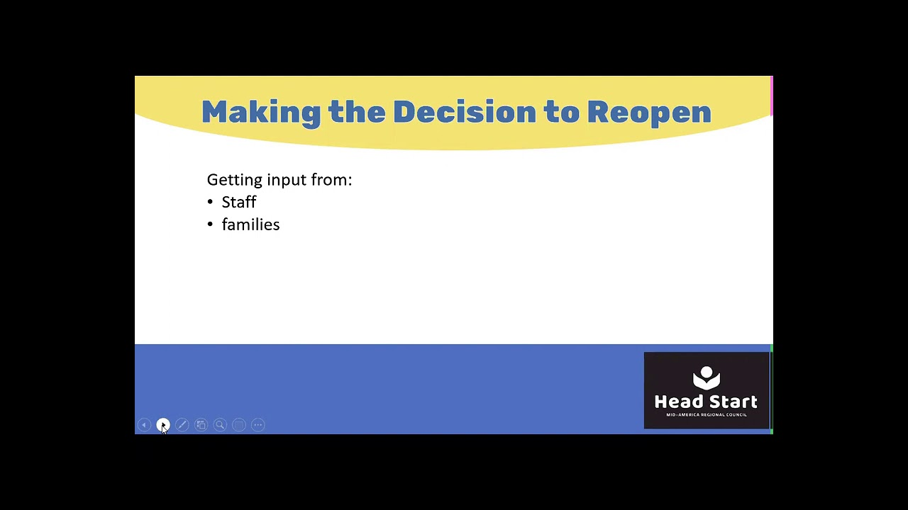 Preparedness and Planning for Child Care Programs: Program Operation in the Time of COVID-19