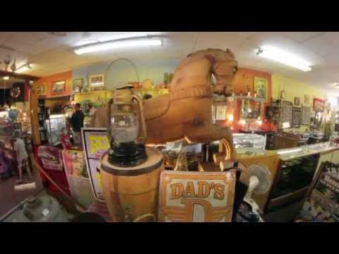 A Haggle of Vendors Emporium Antique Store Grand Junction Colorado by Lucas Media Productions