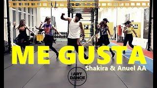 ME GUSTA - Shakira & Anuel AA - Zumba® l Choreography l CIa Art Dance