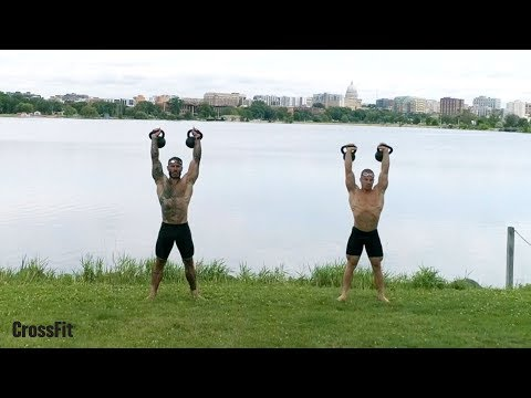 Panchik and Simmons: Old Workout, New Beach