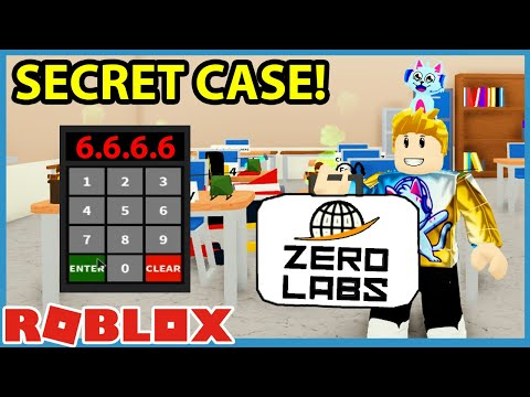 THIS SECRET SUITCASE HAS THE ANTIDOTE!! - Roblox Field Trip Z New Ending