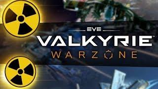 EVE Valkyrie Warzone - The Power of Mjlonir!