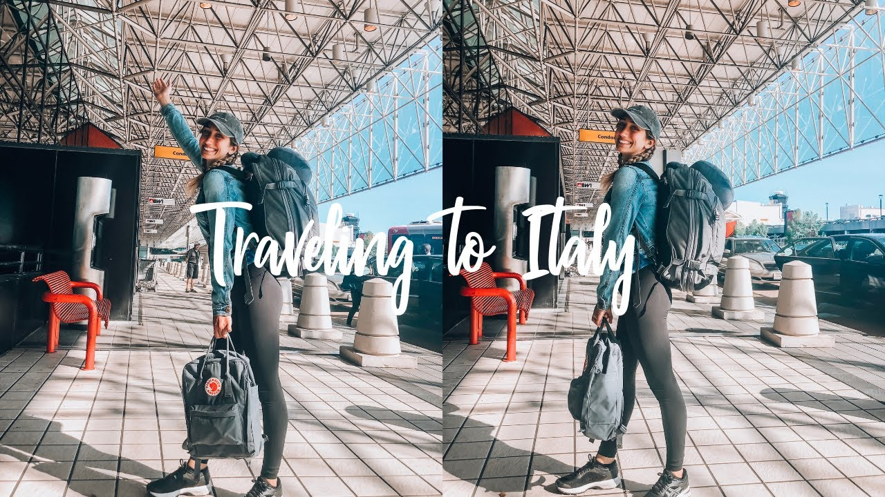 Traveling to Italy! {Missed flights, Baltimore to Verona ...