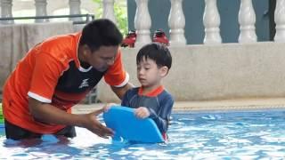 23/6/59 เรียนว่ายน้ำ(1/4) N'INT SUWANO