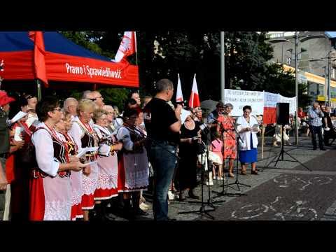 Patriotyczny Szczecin: Pieśń - Hej, hej ułani, malowane dzieci
