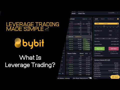 What Is Leverage Trading | Bybit | Leverage Trading Made Simple
