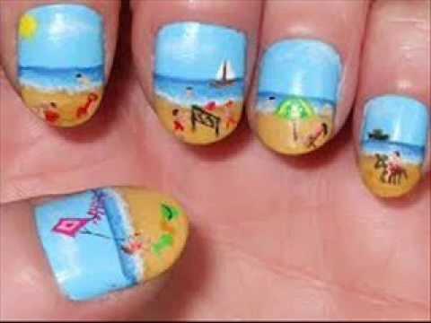 Impressive nail art youtube impressive nail art prinsesfo Image collections