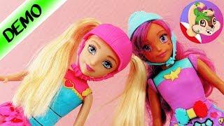 Nowa lalka Barbie Video Game Hero unboxing i porównanie z Bellą