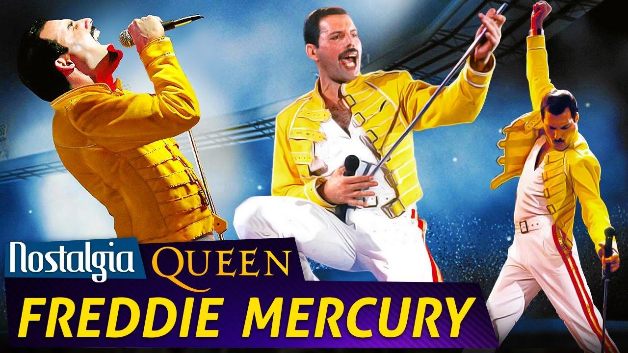 FREDDIE MERCURY (QUEEN) - Nostalgia