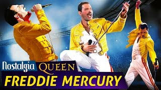 Video FREDDIE MERCURY (QUEEN) - Nostalgia download MP3, 3GP, MP4, WEBM, AVI, FLV Oktober 2017