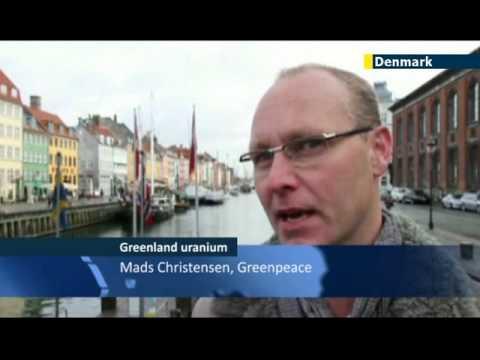 Denmark ponders Greenland uranium mining: fears over potential for terrorist 'dirty bomb'
