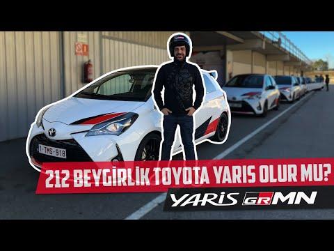 Doğan Kabak | 212 Beygirlik Toyota Yaris GRMN | İlk Sürüş