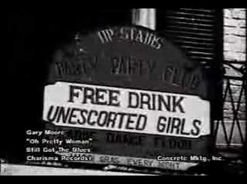 Gary Moore - Oh Pretty Woman