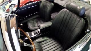 1969 Jaguar E-Type 4.2 British Racing Green ICC