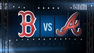 4/26/16: Price, Shaw lead Red Sox to win over Braves