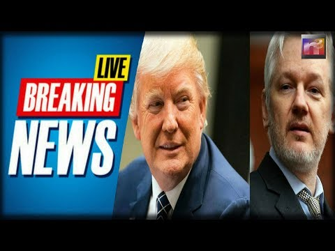 BREAKING: Wikileaks' Assange ENDS One Trump Collusion Theory After PRIVATE Messages LEAK