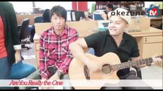 Ngamen Bareng Ecoutez! - Are You Really the One