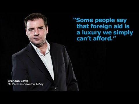 Downton Abbey: Brendan Coyle Speaks Out Against Hunger