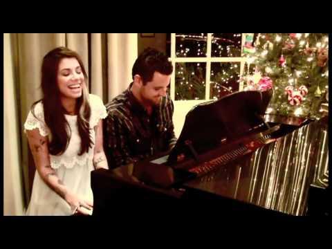 merry little christmas! love, christina perri + david hodges