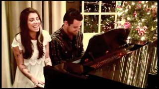 merry little christmas! love, christina perri + david hodges