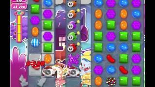 Candy Crush Saga - Level 1242 No boosters - 3 Stars✰✰✰