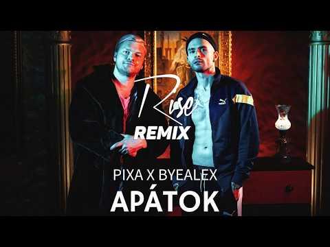 PIXA X BYEALEX - APÁTOK (Rise Remix) letöltés