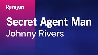 Karaoke Secret Agent Man - Johnny Rivers *