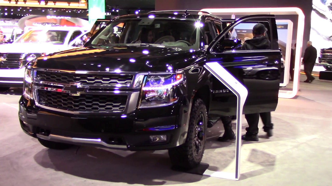 2017 chevrolet tahoe ltz walkaround exteriors price youtube. Black Bedroom Furniture Sets. Home Design Ideas