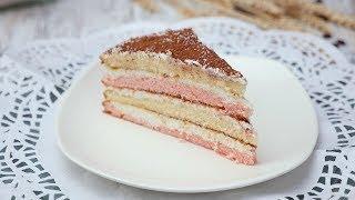 Кисельный торт - Рецепты от Со Вкусом