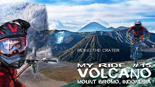 Downhill at Volcano - Mount BROMO | Matej Charvat - MY RIDE #15