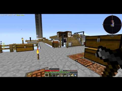 Minecraft FTB Sky factory 2.5 ep 13: BEST POWER GENERATING SYSTEM! (let's play ep 13)