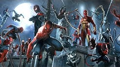 All Spiderman Versions