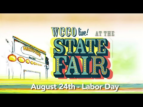 Be Part Of WCCO's State Fair Experience!