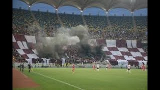 RAPID BUCURESTI - Steaua 2-0 (Play-off, Etapa 3)