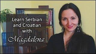 Learn Serbian and Croatian with Magdalena Petrović Jelić