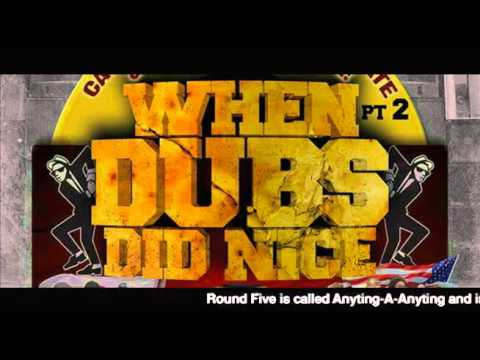 01. When Dubs Did Nice II [Round One] @ On The Rox 03.16.13