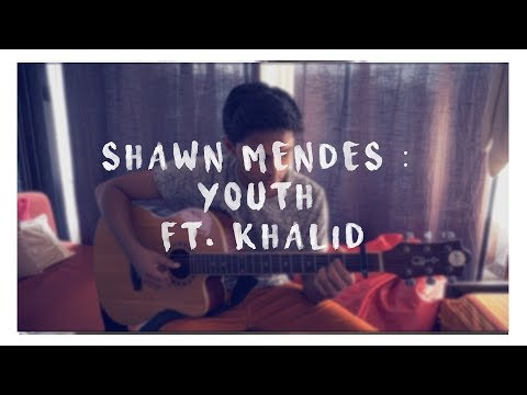 Shawn Mendes - Youth Ft. Khalid (Jaden Maskie Cover)