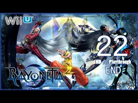 Bayonetta 2 【WiiU】 -  Pt.22 「Chapter 16: Sovereign Power」(no end Credit)