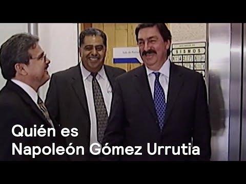 Quién es Napoleón Gómez Urrutia - En Punto con Denise Maerker