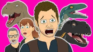 Download ♪ JURASSIC WORLD FALLEN KINGDOM THE MUSICAL - Animated Parody Song Mp3 and Videos