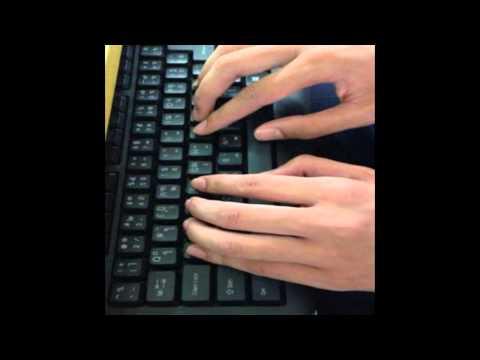 สื่อการสอนพิมพ์ดีดไทยด้วยคอมพิวเตอร์