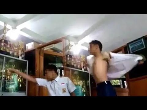 Viral!! Yang Lagi Viral  Anak Sekolah Nantang Kepala Sekolah. Sampai Buka Baju ||(YhuzX Kids)