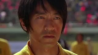 [TELUGU]The Shaolin Soccer|The Kung Fu foot ball climax scene.